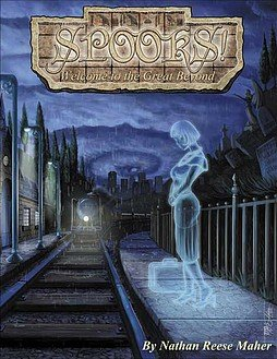 Spooks! Welcome to the Great Beyond