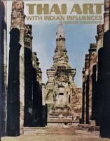Thai Art with Indian Influences PDF
