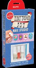 Tattoo Art Nails