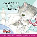 Good Night  Little Kitten