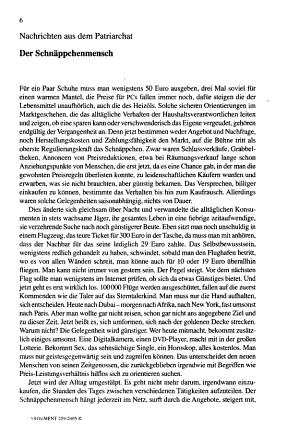 Das Argument PDF