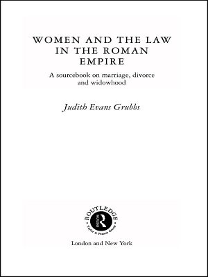 Women and the Law in the Roman Empire