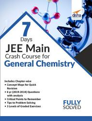 7 Days Jee Main Crash Course For General Chemistry Book PDF