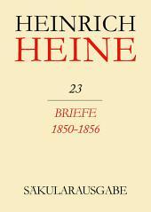 Briefe 1850-1856
