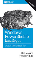 Windows PowerShell 5     kurz   gut PDF