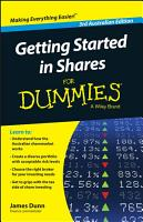 Getting Started in Shares For Dummies Australia PDF