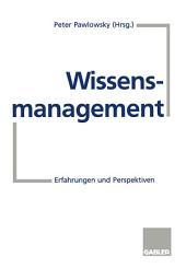 Wissensmanagement: Erfahrungen und Perspektiven