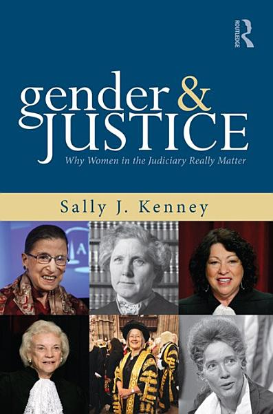 Download Gender and Justice Book