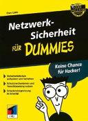 Netzwerksicherheit f  r Dummies PDF
