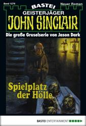 John Sinclair - Folge 1276: Spielplatz der Hölle (2. Teil)