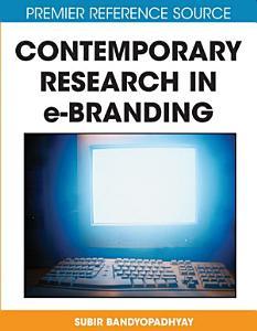 Contemporary Research in E Branding PDF
