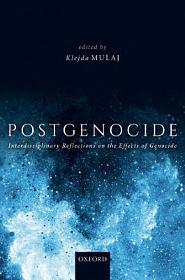 Postgenocide PDF