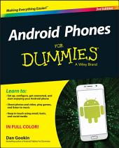 Android Phones For Dummies: Edition 3