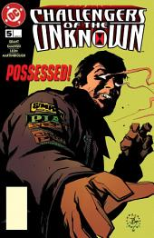 Challengers of the Unknown (1997-) #5
