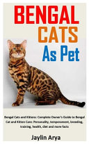 Bengal Cats as Pet