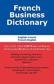 French Business Dictionary PDF