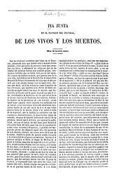 Curiosidades bibliográficas: Coleccion escogida de obras raras de amenidad y erudicion, con apuntes biográficos de los diferentes autores