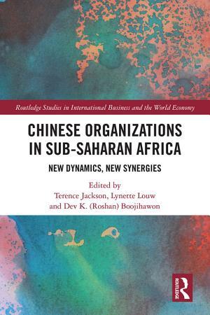 Chinese Organizations in Sub Saharan Africa PDF