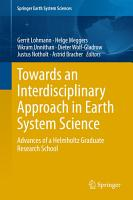 Towards an Interdisciplinary Approach in Earth System Science PDF