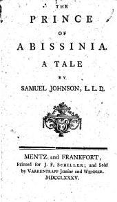D. Samuel Johnson's Prinz Von Abißinien