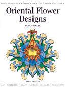 Oriental Flower Designs PDF