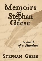 Memoirs of Stephan Geese