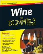 Wine For Dummies: Edition 6
