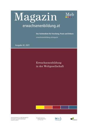 Erwachsenenbildung in der Weltgesellschaft PDF