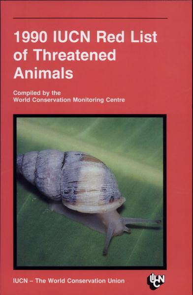 Download 1990 IUCN Red List of Threatened Animals Book