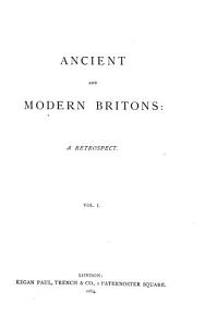Ancient and Modern Britons PDF