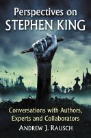 Perspectives on Stephen King PDF