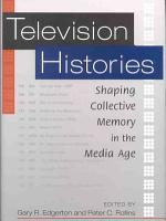 Television Histories PDF