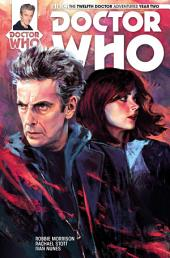 Doctor Who: The Twelfth Doctor #2.1: Clara Oswald and the School of Death Part 1