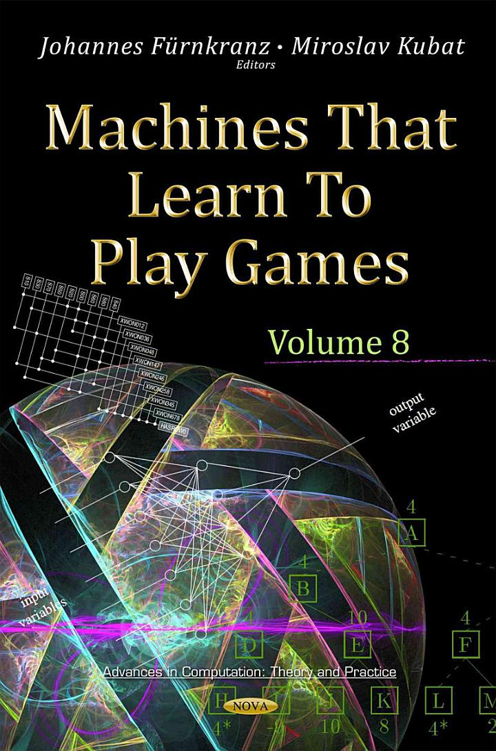 Machines that Learn to Play Games