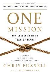 One Mission Book PDF