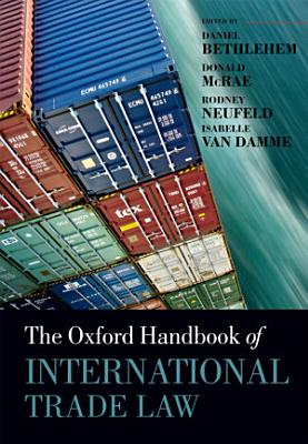 The Oxford Handbook of International Trade Law PDF