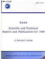 NASA Scientific and Technical Reports PDF