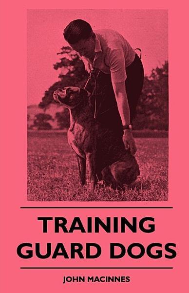Training Guard Dogs PDF