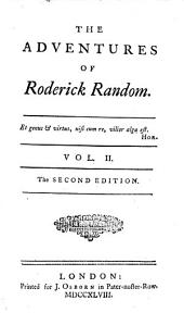 The adventures of Roderick Random [by T.G. Smollett].