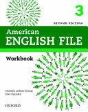 American English File  Level 3  Workbook PDF