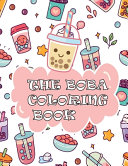 The Boba Coloring Book