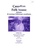 Bulletin de Musique Folklorique Canadienne PDF