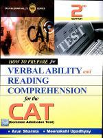 Verbal Ability & Reading Compre Cat, 2E