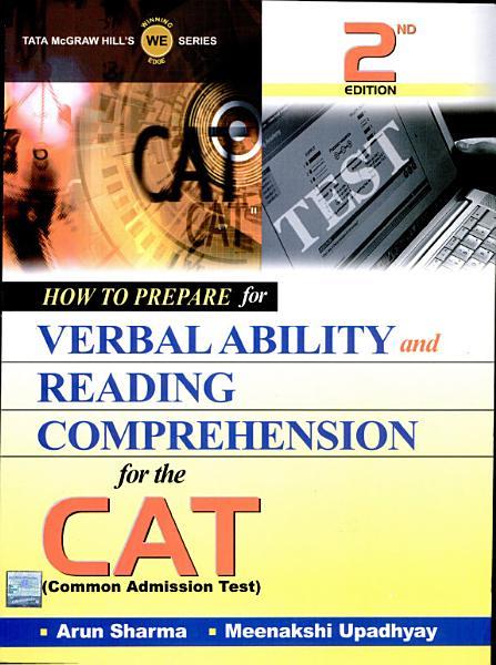Verbal Ability Reading Compre Cat 2e