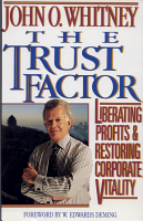 The Ecomomics of Trust  Liberating Profits and Restoring Corporate Vitality PDF