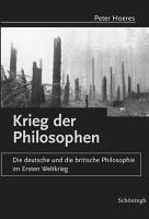 Krieg der Philosophen PDF