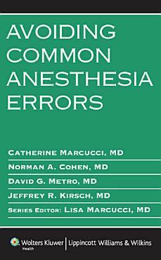 Avoiding Common Anesthesia Errors PDF