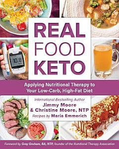 Real Food Keto Book