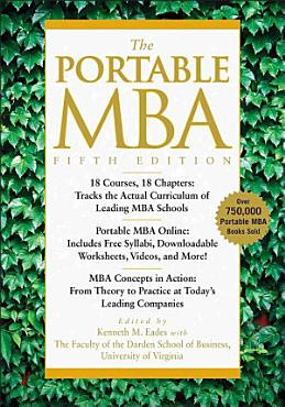 The Portable MBA PDF