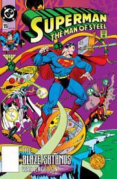 Superman: The Man of Steel (1991-) #15